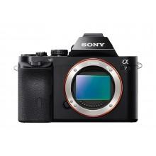 Цифровой фотоаппарат Sony Alpha 7 body Black