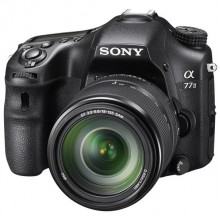 Цифровой фотоаппарат Sony Alpha 77M2 kit 18-135 Black