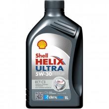 Моторное масло Shell Helix Ultra ECT С3 5W-30 1л