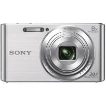 Цифровой фотоаппарат Sony DSC W830 silver
