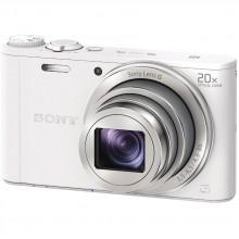Цифровой фотоаппарат Sony DSC-WX350 White
