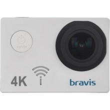 Action камера BRAVIS A3 white