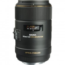 Объектив Sigma AF 105/2,8 EX DG MACRO OS HSM Nikon