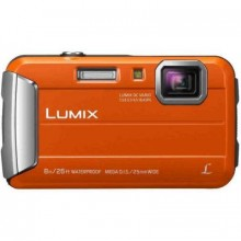 Цифровой фотоаппарат Panasonic DMC-FT30EE-D Orange