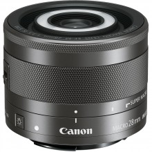 Объектив Canon EF-M 28mm f/35 Macro STM