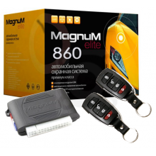 Автосигнализация Magnum MH-860-GSM