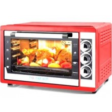 Электродуховка Housetech 16003 red