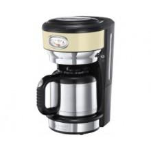 Кофеварка Russell Hobbs 21712-56 Retro Cream Thermal