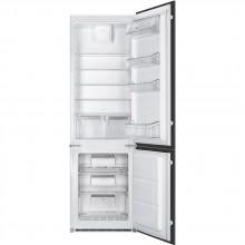 Встраиваемый холодильник Smeg C 7280NEP