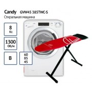 Стиральная машина с сушкой Candy GVW 45385 TWCS