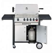 Газовый гриль BBQ Enders Monroe 4 IKG Turbo