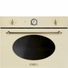 Встраиваемая микроволновая печь Smeg SF4800MCPO