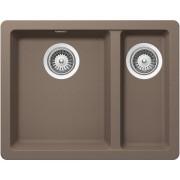 Кухонная мойка Schock SOHO N150 Carbonium-90