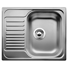 Кухонная мойка Blanco TIPO 45 S mini stainless steel decor 516525