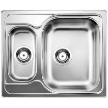 Кухонная мойка Blanco TIPO 6 Basic stainless steel matt 514813