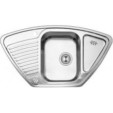 Кухонная мойка Blanco TIPO 9 E stainless steel matt 511582