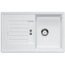 Кухонная мойка Blanco ZIA 45S SILGRANIT white 514726