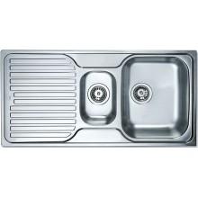 Кухонная мойка Teka PRINCESS 1 1/2 B 1D 30000174