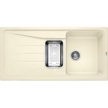 Кухонная мойка Blanco SONA 6S SILGRANIT jasmine 519856