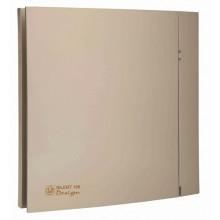 Вытяжной вентилятор Soler&Palau SILENT-200 CZ CHAMPAGNE DESIGN - 4C