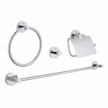Набор аксессуаров для ванной GROHE ESSENTIALS 40776001