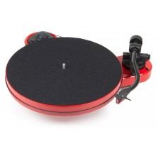 Проигрыватель винила Pro-Ject RPM-1 CARBON PIANO 2M RED