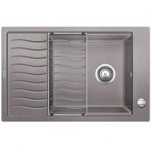 Кухонная мойка Blanco ELON XL 6S SILGRANIT alyumetallik