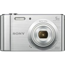 Цифровой фотоаппарат Sony W800 Silver