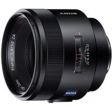 Объектив Sony 50mm f/14 Carl Zeiss