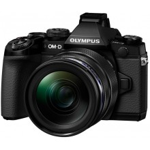 Цифровой фотоаппарат Olympus OM-D E-M1 kit 12-40