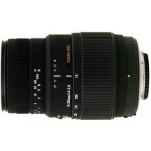 Объектив Sigma AF 70-300/4-5.6 DG MACRO Canon