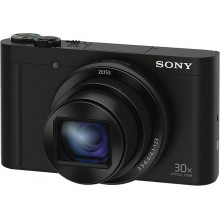 Цифровой фотоаппарат Sony DSC-WX500Black