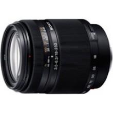 Объектив Sony 18-250mm, f/3.5-6.3 DSLRA100
