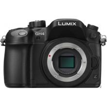 Цифровой фотоаппарат Panasonic DMC-GH4 body