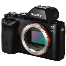 Цифровой фотоаппарат Sony Alpha 7S body Black
