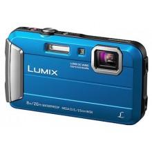 Цифровой фотоаппарат Panasonic DMC-FT30EE-A Blue