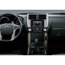 Штатное головное устройство Phantom DVM-3046G HDi Silver (Toyota Prado 150)