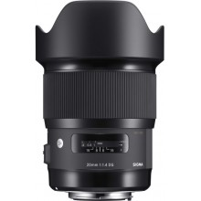 Объектив Sigma AF 20/14 DG HSM Art Canon