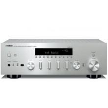 Аудиоресивер Yamaha R-N602 Silver