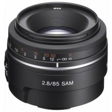 Объектив Sony 85mm, f/2.8 SAM