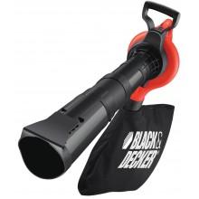 Садовая воздуходувка-пылесос Black&Decker GW2810