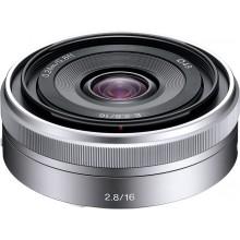 Объектив Sony SSEL 16mm f28