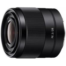 Объектив Sony SEL 28mm f20 FE