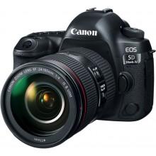 Фотоаппарат Canon EOS 5D Mark IV 24-105L IS II USM KIT