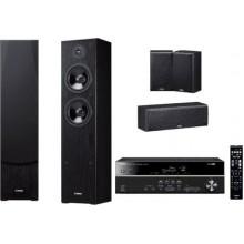 Домашний кинотеатр Yamaha Kino SYSTEM 383 (RX-V383  NS-F51  NS-P51) Black