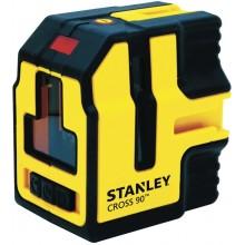 Лазерный построитель плоскостей Stanley Cross90