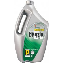 Моторное масло Prista SUPER BENZIN 15W-40 /4 L