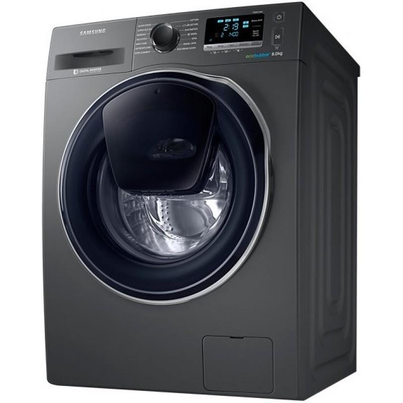 User Manual, samsung, wW80K6404QW, addWash Washing Machine