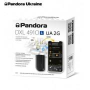 Автосигнализация Pandora DXL 4910UA (3G)