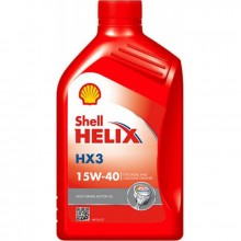 Моторное масло Shell Helix HX3 15W-40 1л